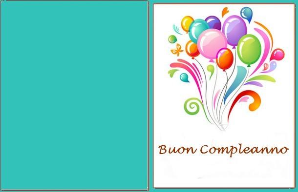 Super biglietti auguri compleanno - Gse.bookbinder.co ZH32
