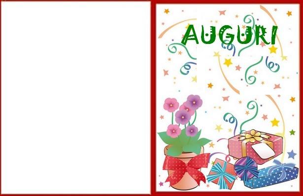 L Usignolo Biglietti Vari D Auguri Compleanno