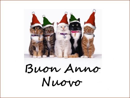 Cartoline Auguri Buon Anno di Auguri di Buon Anno